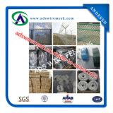 O engranzamento de fio quadrado galvanizado/galvanizou a cerca soldada do engranzamento de fio (ISO9001, de E, RoHS)