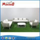 Canapé en coupe de jardin en plein air l'élingue de meubles de style italien les tables de jeux de textiles Président