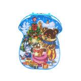 معدن وجبة غداء قصدير علبة لأنّ عيد ميلاد المسيح