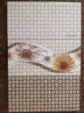 Azulejo de cerámica de la pared 30*60 del diseño de la flor
