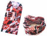 Fascia multifunzionale senza giunte della sciarpa personalizzata prodotti dell'OEM Headwear della fabbrica