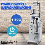por completo partículas automáticas y máquina de relleno de pesaje 1-50g y de pila de discos del polvo