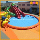 Grande sosta gonfiabile dell'acqua degli adulti e dei capretti della strumentazione del gioco dell'acqua (AQ3101)
