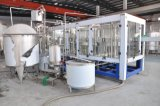 Los pequeños de bebidas de jugo de embotellado de agua de llenado en caliente máquina de producción haciendo