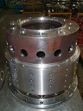 CNCの回る前のOEMによってAlumiumのカスタマイズされる鋳造