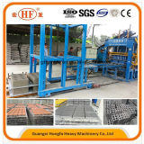 Bloco de cimento que faz a máquina de fatura de tijolo do cimento da máquina