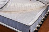 Colchón de resorte doble bien de la tapa de la almohadilla del sueño con la cubierta elegante