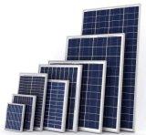 Faible coût Polycrystralline panneau solaire 3W, 5W, 10W, 20 W 30 50W 80W vous offre l'énergie verte