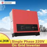 Bovenkant 10 ZonneOmschakelaar Goodwe voor gelijkstroom AC brengt 4200W over
