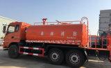 6X6 outre de route 12 tonnes d'eau de réservoir contre l'incendie de camion de lutte