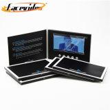 """Personalizar Facevideo 4.3"""" 5' 7"""" 10.1 pulgadas LCD Folleto Vídeo Tarjeta de felicitación de vídeo"""