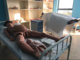 De Model x-y-F55 Levering van het onderwijs en de Moeder en Bij pasgeborenen Simulator van de Noodsituatie