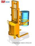 位取り装備されている450kg容量はドラムPourers、持ち上がる力の電気Anchorearのドラムダンプ及び二段式Yl450-1を縦持ち上げる