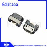 5 Typ des Pin-weiblicher Mikro USB-Verbinder-SMT