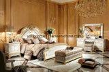 E62 классической мебелью с одной спальней цельной древесины с свежего белого цвета