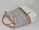 새로운 형식 격자 무늬 숙녀 핸드백