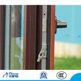 Rivestimento di legno Windows della finestra composita di alluminio ambientale Ak65