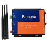 Sdk Mqtt Programáveis Linux Lte Router 4G Industrial com antena externa