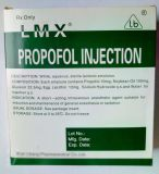 De Injectie van Propofol voor Intraveneus Beleid