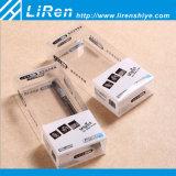 オフセット印刷PVC携帯電話の箱のためのプラスチックパッケージボックス