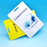 Scheda di RFID/scheda astuta senza contatto di identificazione Card/NFC di Card/PVC/scheda di prossimità/scheda chiave dell'hotel per la gestione di insieme dei membri di controllo di accesso