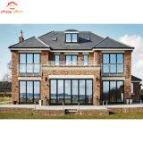 Finestra di scivolamento di alluminio di alluminio moderna della finestra di scivolamento