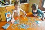 Новейшие Intellecutual игрушки для детей развлечения группа таблица игру воспроизведение вперед карты пространственных задач в области образования игрушка визуальных популярных развлечений для всей семьи стол игральные карты