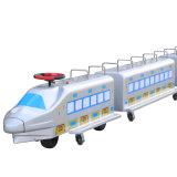 Cool Contour indoor & outdoor alimenté par batterie Trackless Train