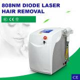 Portable 808nm Épilation Laser Diode de la beauté de l'équipement avec Approbation CE