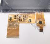 Innolux 4.3 Comité van de Aanraking van de Vertoning van de Helderheid TFT LCD van de ``- Resolutie 480*272 het Hoge Capacitieve