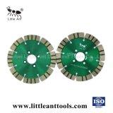 Résistance d'usure 4,5 '' Disc Diamond la lame de scie à béton et la brique