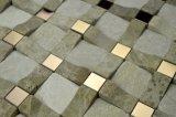 mosaico di marmo di pietra 3D per le mattonelle della parete Tile/3D