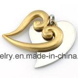 Halsband van de Charme van de Manier van de Charme van de Brief van het alfabet de Aanvankelijke