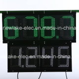Реклама светодиодный дисплей панели управления для АЗС