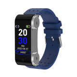 Smart Watch 2 in 1 draadloze Bluetooth-headset met armband Combo running Music polsband oortelefoon hartslag bloeddruk Fitness Tracker