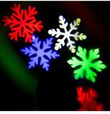 Wasserdichte im Freienled-Schneeflocke-Lichter für Weihnachten oder Hausgarten-Schnee-Licht