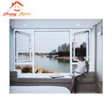 Fabricante de fábrica com alumínio/alumínio tipos de janelas de vidro branco