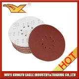 225мм с липучкой шлифовальный диск для полировки металла