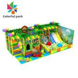 Parc coloré Hot Sale personnalisés Naughty Château intérieur doux pour les enfants de l'Amusement