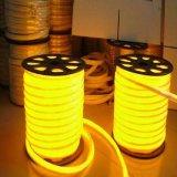 12V/24V 4.8Wのプログラム可能なフルカラーの高い内腔LEDのネオンストリップ