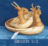 Panier de la conception d'animaux (AM01038)