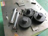 Feuille de métal de l'angle hydraulique verticale de la machine de sertissage
