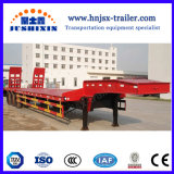 China 3axles 50 Tonnen-Kostenbelastungs-niedriger Bett-LKW-halb Schlussteil für Verkauf
