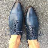 2018 oficial de diseño italiano de moda de hombre Zapatos de Vestir Zapatos de hombre formal