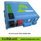 500W-3000W de ingebouwde Hybride Omschakelaar van de ZonneMacht MPPT met RS485