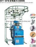 Calcetines computarizado completo de la máquina (gran diámetro del cilindro) para todo tipo de calcetines