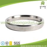 Anel de gaxeta (RTJ) ASME B16.20 no flange do tubo