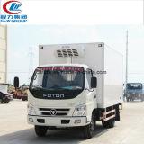 3La GAC 5cbm 8cbm 10cbm Cold Storage Chiller Chariot de transport en fibre de verre
