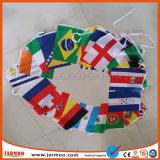 Bunting van het Teken van Pasen van de Gebeurtenis van sporten Duurzame Gepersonaliseerde Vlag