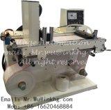 Het Broodje van Iudustrial om de Flexibele Materiële Roterende UVPrinter van Inkjet voor Af:drukken te rollen Flexo